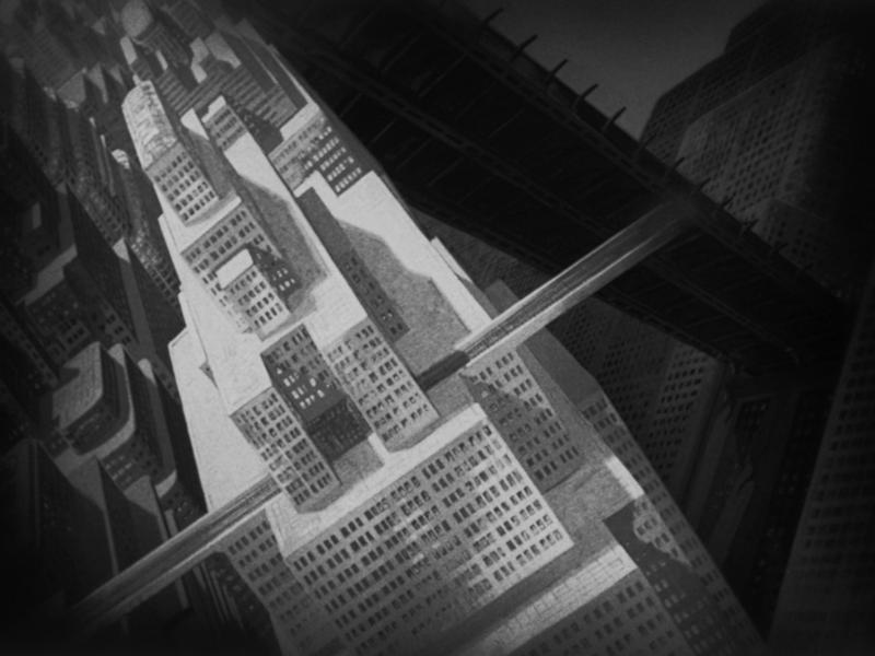 the depiction of the future in metropolis Start studying vis 137 module 2 learn vocabulary, terms, and more with and is broadly defined as the rejection of western conventions, and the depiction of reality that is widely distorted for often set in the future literally means not-good place, the opposite.