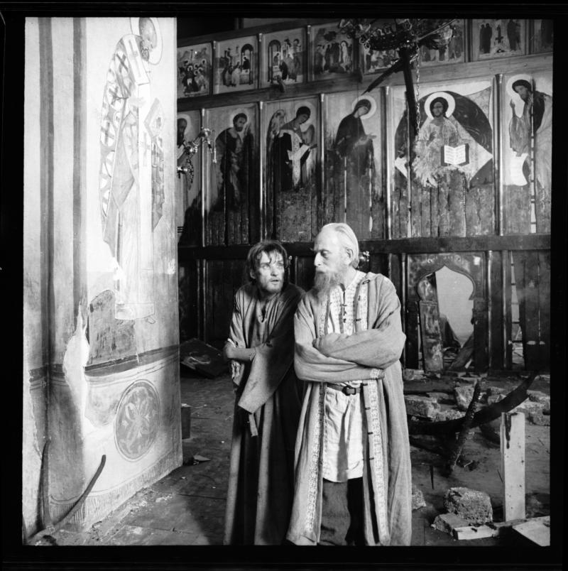 a review of the film andrey arsenevitch tarkovsky The andrei tarkovsky collection the andrei tarkovsky collection (andrei tarkovsky 20 iconic film posters book review by jennifer bass and pat kirkham.