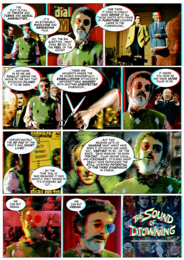Comic Strip Dial M for Murder 3D_2